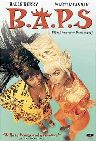 B.A.P.S. - Black American Princesses(Bilingual) DVD Movie