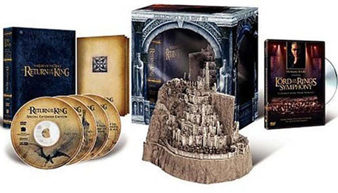 The Lord of the Rings - The Return of the King (Collector s Gift Set) (Boxset) DVD Movie