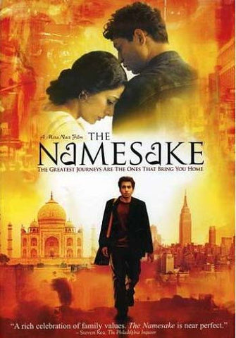 The Namesake DVD Movie