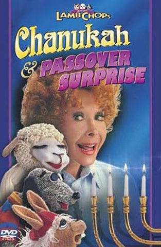 Lambchop s Chanukah and Passover Surprise DVD Movie