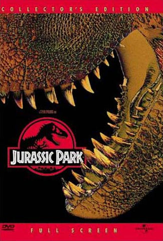 Jurassic Park (Full Screen Collector's Edition) DVD Movie