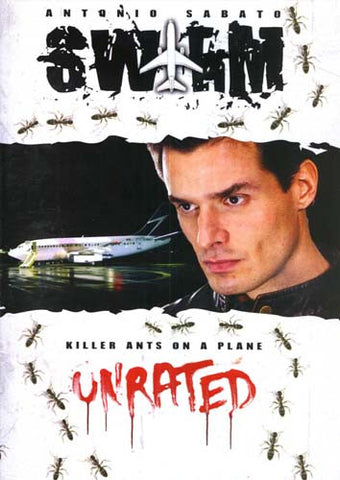 Swarm (Unrated) DVD Movie