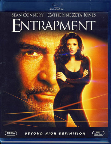 Entrapment (Blu-ray) BLU-RAY Movie