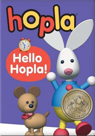 Hopla: Hello Hopla DVD Movie