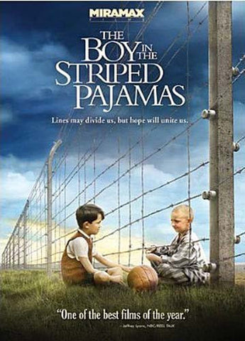 The Boy in the Striped Pajamas DVD Movie