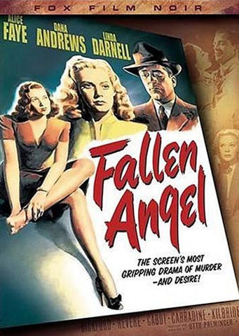 Fallen Angel (Fox Film Noir) DVD Movie