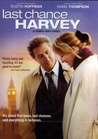 Last Chance Harvey (Bilingual) DVD Movie
