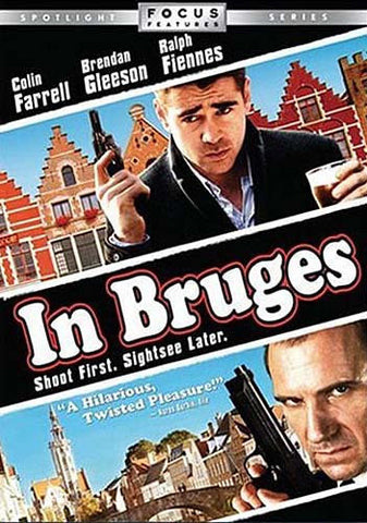 In Bruges (Bilingual) DVD Movie