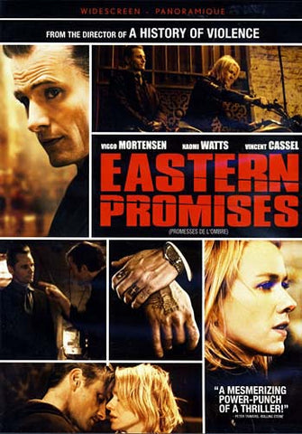 Eastern Promises (Widescreen Edition) (Bilingual) DVD Movie