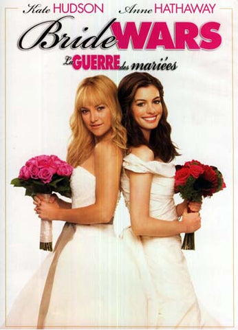 Bride Wars (Bilingual) DVD Movie