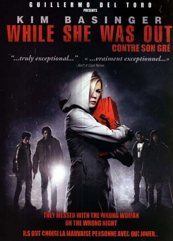 While She Was Out (Bilingual) DVD Movie