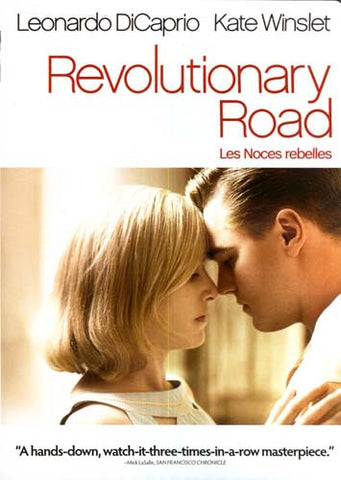 Revolutionary Road (Bilingual) DVD Movie