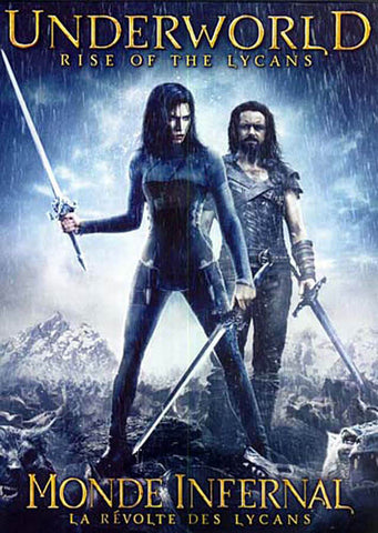 Underworld - Rise of the Lycans DVD Movie