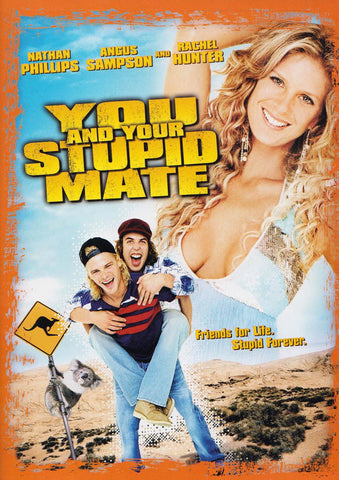 You and Your Stupid Mate (MAPLE) DVD Movie
