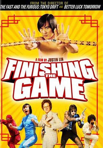 Finishing The Game DVD Movie