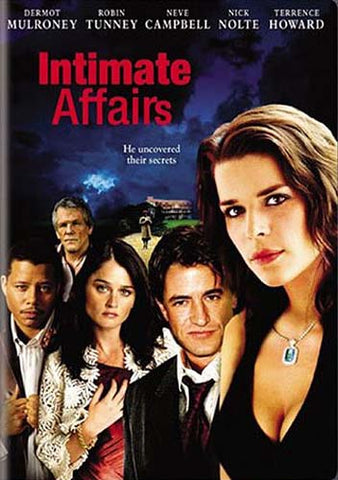 Intimate Affairs DVD Movie
