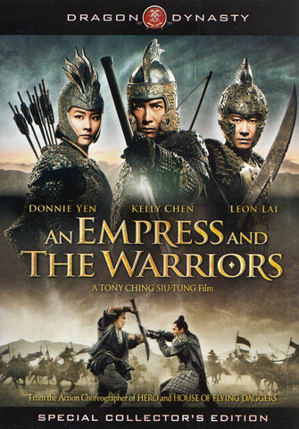 An Empress and the Warriors - Special Collector's Edition (Dragon Dynasty) DVD Movie