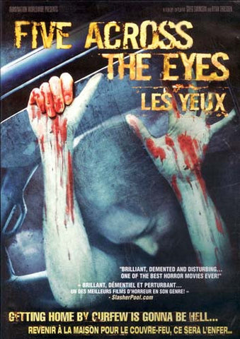 Five Across the Eyes (Bilingual) DVD Movie