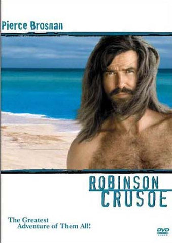 Robinson Crusoe (Pierce Brosnan) DVD Movie