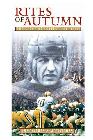 Rites of Autumn - The Story of College Football - Vol. 9-10 - Innovators and Motivators/Final Glory DVD Movie
