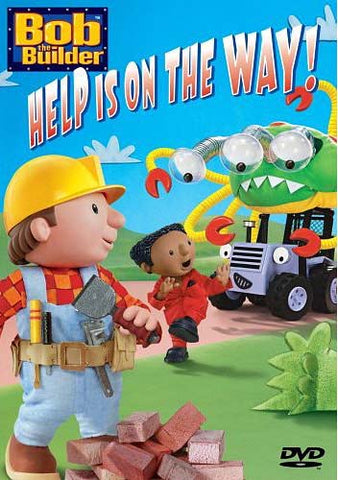 Bob The Builder - Help Is On The Way DVD Movie