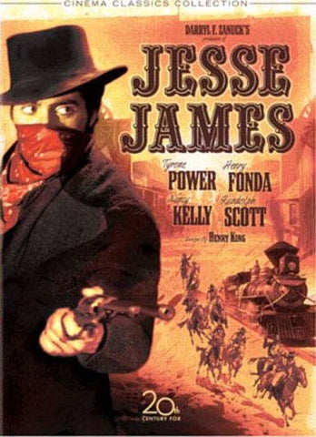 Jesse James (Cinema Classics Collection) DVD Movie