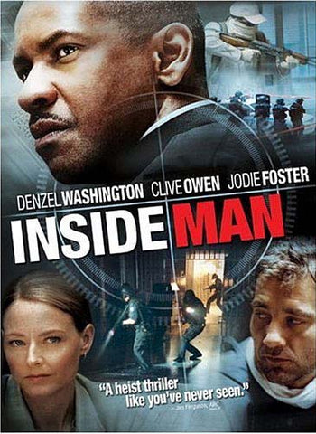 Inside Man (Widescreen Edition) DVD Movie