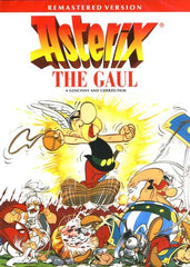 Asterix the Gaul (Remastered Version) (ENGLISH COVER)