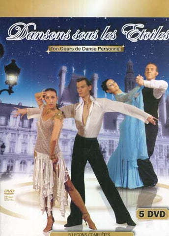 Dansons Sous Les Etoiles (Cha Cha Cha/Paso Doble/Five/Tango/Valse Viennoise) (Boxset) DVD Movie