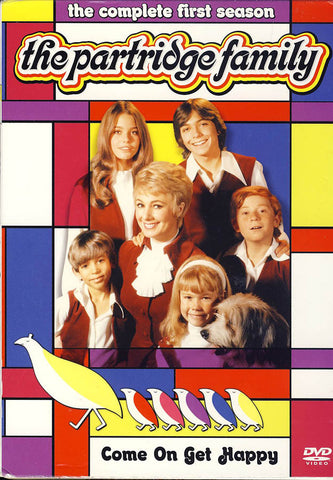The Partridge Family - The Complete First Season (Boxset) DVD Movie