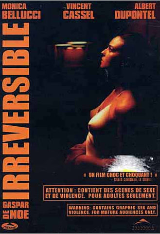 Irreversible DVD Movie