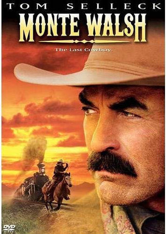 Monte Walsh (Keepcase) DVD Movie