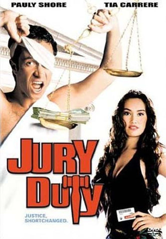 Jury Duty DVD Movie