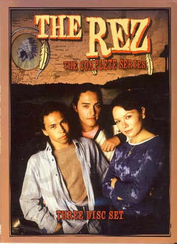 The Rez - The Complete Series DVD Movie