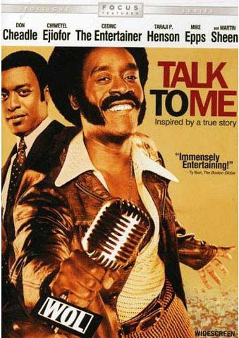 Talk To Me (Widescreen Edition) DVD Movie
