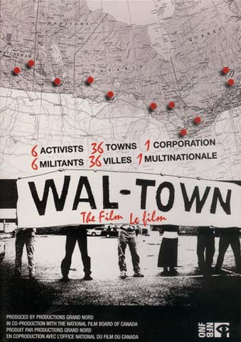 Wal-Town The Film DVD Movie
