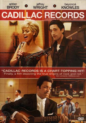 Cadillac Records DVD Movie