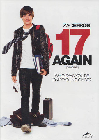 17 Again (Bilingual) DVD Movie