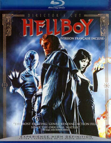 Hellboy (Director s Cut) (Blu-ray) BLU-RAY Movie