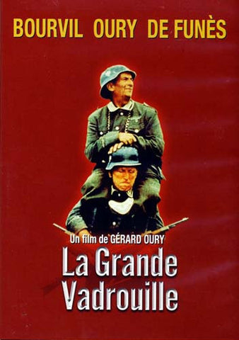 La Grande vadrouille DVD Movie