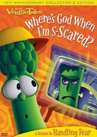 VeggieTales - Where's God When I'm S-scared (15Th Anniversary Collector's Edition) DVD Movie