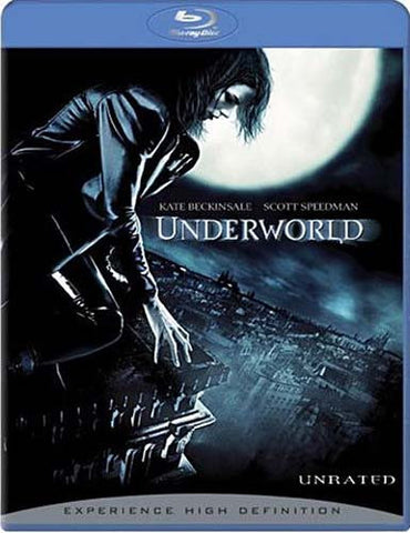Underworld (Unrated) (Blu-ray) BLU-RAY Movie