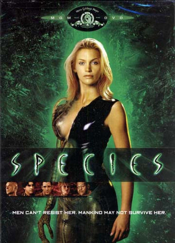 Species (Widescreen) DVD Movie