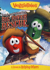 VeggieTales - Tomato Sawyer and Huckleberry Larry's Big River Rescue