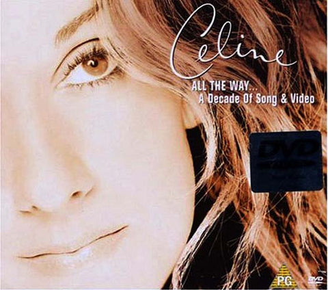 Celine Dion - All the Way... A Decade of Song & Video DVD Movie