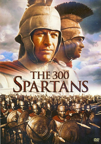 The 300 Spartans DVD Movie