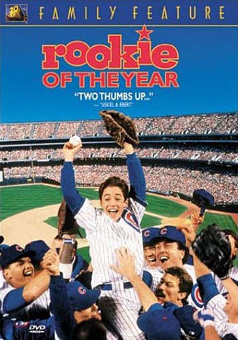 Rookie of the Year DVD Movie