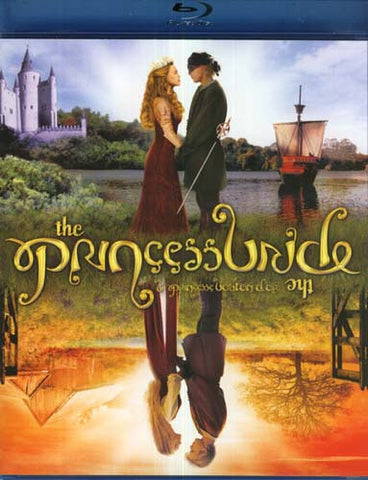 The Princess Bride (Blu-ray) BLU-RAY Movie