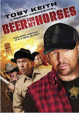 Beer For My Horses DVD Movie