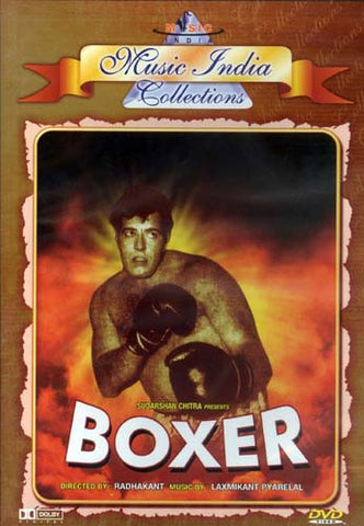 Boxer (Original Hindi Movie) DVD Movie